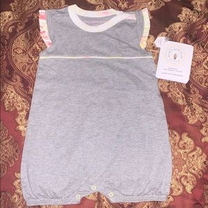 Baby Girl Burts Bees Outfit Size 6-9 Months